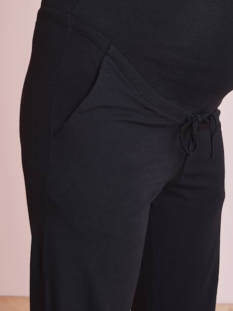 Before-After Yoga Trousers Black+GREY MEDIUM MIXED COLOR