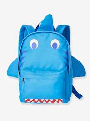 Boys-Accessories-Bags & Belts-Shark Backpack for Boys