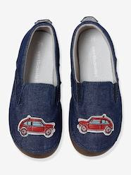 Shoes-Boys Footwear-Boys Canvas Slippers