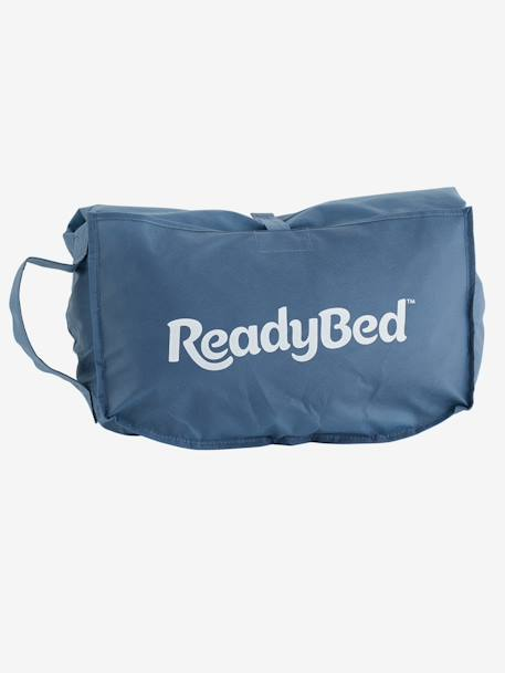 Readybed® Ready-for-Bed with Integrated Mattress, Nee-Naw Theme BLUE LIGHT SOLID WITH DESIGN