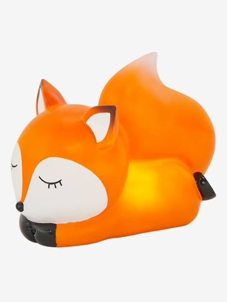 Fox Night Light ORANGE LIGHT SOLID