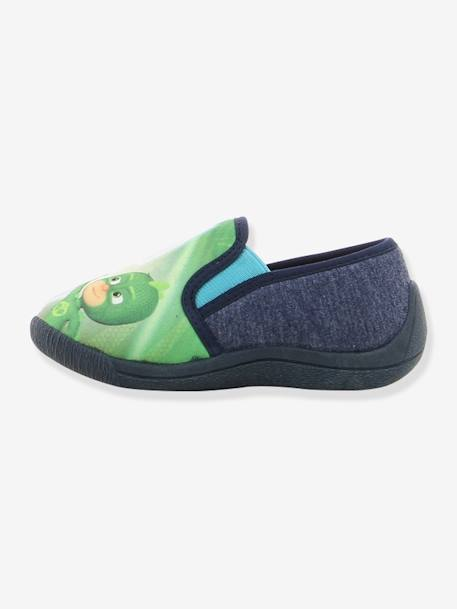 PJ Masks® Elasticated Baby Shoes for Boys BLUE MEDIUM SOLID WITH DESIGN
