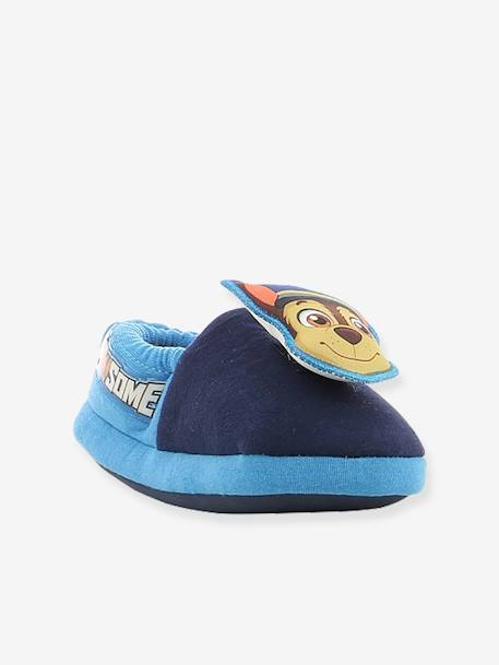 Paw Patrol® Elasticated Baby Shoes for Boys BLUE MEDIUM SOLID WITH DESIGN