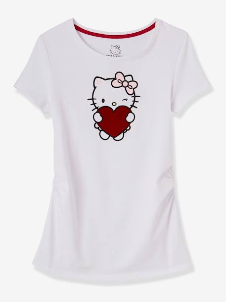 e7483e62a Hello Kitty® Printed Maternity T-Shirt - white light solid with design ...