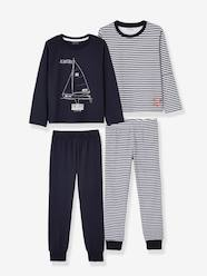 Boys-Nightwear-Pack of 2 Mix & Match Pyjamas for Boys