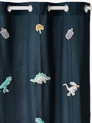 Storage & Decoration-Decoration-Curtains-Sheer Curtain, Dinorama Theme