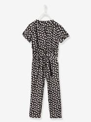 Girls-Dungarees & Playsuits-Jumpsuit with Print, for Girls