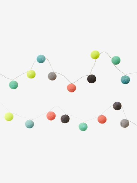 Light Garland Multicolour+Muticolour