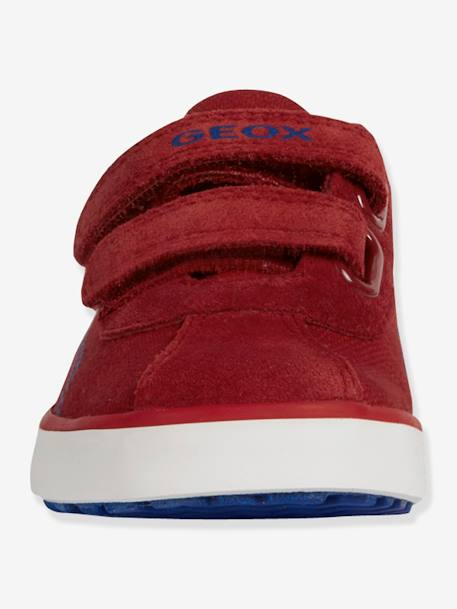 Trainers for Baby Boys, B Kilwi Boy G by GEOX® BLUE BRIGHT SOLID+RED DARK SOLID