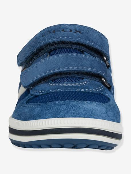 Trainers for Boys, JR Vita A by GEOX® BLUE DARK SOLID