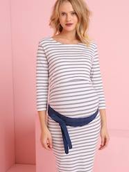 Maternity-Soft Obi Waist Band, for Mother-to-Be