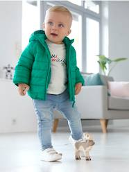 Baby-Outerwear-Light Jacket with Hood for Baby Boys