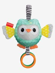 Toys-Cuddly Toys & Rattles-Owl with Different Textures, Texture Pal® by INFANTINO