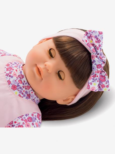Large Doll, Alice, by Corolle PINK MEDIUM SOLID WITH DESIG