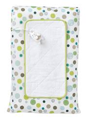 Nursery-Changing Mats-Changing Mat & Cover, Picnic Theme