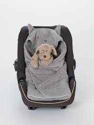 Nursery-Car Seats-Throw with Hood for Babies
