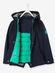 Boys-3-in-1 Parka for Boys
