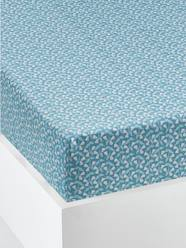 Furniture & Bedding-Child's Bedding-Children's Fitted Sheet, STARLINGS Theme