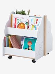 Storage & Decoration-Storage-Bookcase, White Cloud