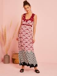 Maternity-Dresses-Adaptable Maternity & Nursing Knit Dress