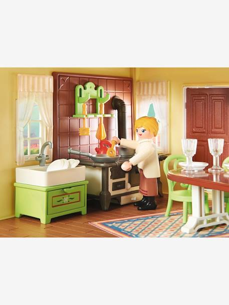 9475 Lucky's Home, by Playmobil YELLOW LIGHT SOLID