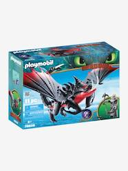 Toys-70039 Deathgripper with Grimmel, by Playmobil