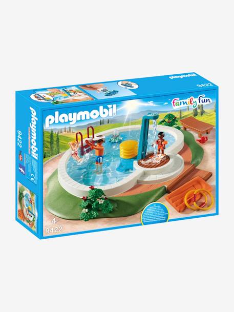 9422 Swimming Pool, by Playmobil BLUE LIGHT SOLID