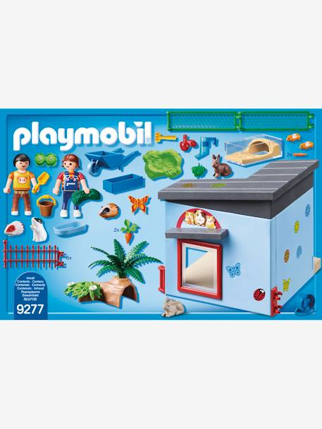 9277 Small Animal Boarding House, Playmobil NO COLOR