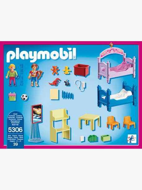 5306 Children's Room by Playmobil NO COLOR