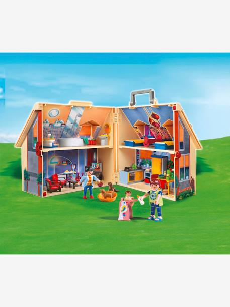 5167 Take Along Doll House, by Playmobil NO COLOR