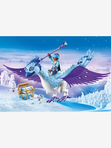 9472 Winter Phoenix by Playmobil BLUE LIGHT SOLID