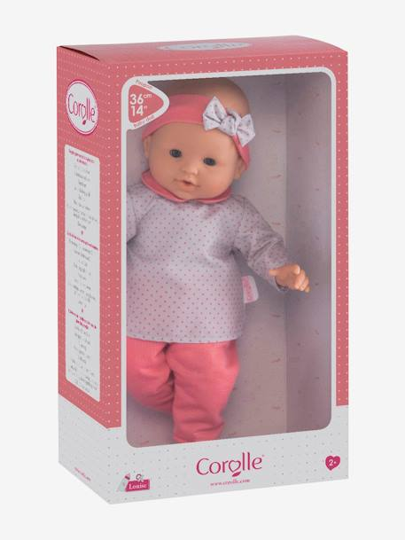 Louise, Doll by Corolle PINK MEDIUM ALL OVER PRINTED