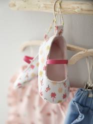 Shoes-Baby Footwear-Ballerina Pram Shoes for Baby Girls