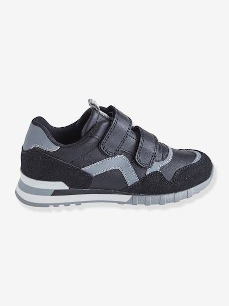 Running-Type Trainers with Touch-Fastening Tab, for Boys BLACK DARK SOLID+BLACK DARK SOLID WITH DESIGN+BLUE DARK SOLID+GREY LIGHT TWO COLOR/MULTICOL+WHITE LIGHT SOLID