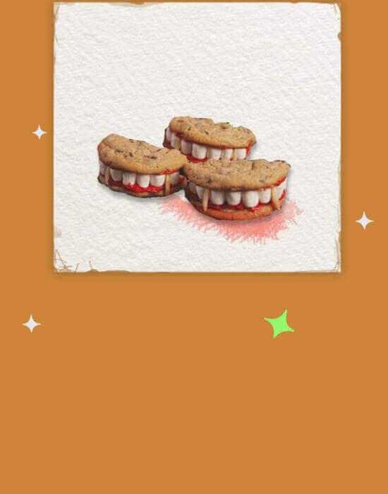 Deadly dentures