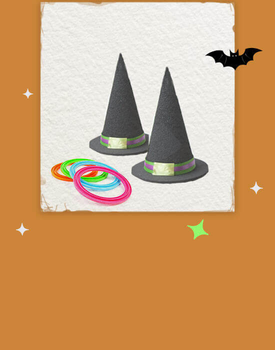 Witches ring toss