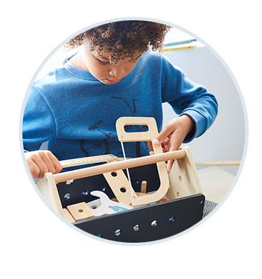 Sustainable FSC® Toys
