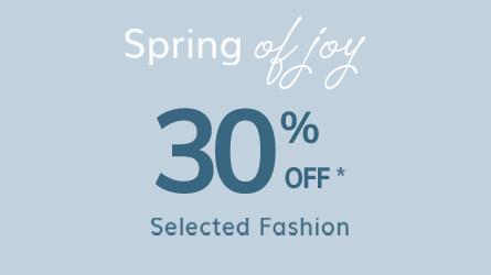 Spring of joy